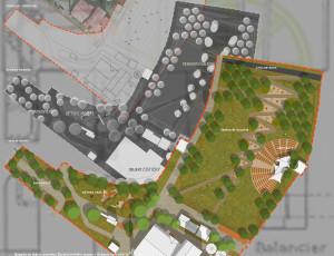 Výstavní návrh pro Ekotechnické museum v Praze Bubenči